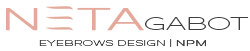 NETAGABOT | מעצבת גבות מובילה